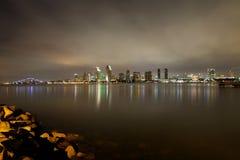 San Diego Skyline Stockfoto