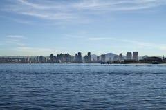 San Diego Skyline Daylight Royalty Free Stock Image