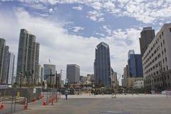 San Diego Skyline Stock Image