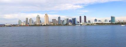 San Diego skyline panorama. Stock Photos
