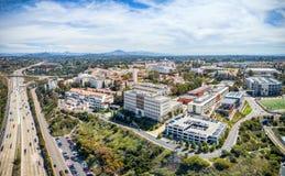 San Diego stanu uniwersytet zdjęcia stock