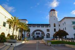 San Diego State Campus SDSU Stock Photos