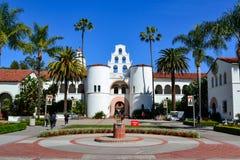 San DIego State University foto de archivo libre de regalías
