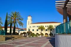 San Diego State University SDSU Campus Stock Photo