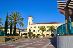 San Diego State University SDSU Campus Stock Photo