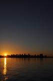 San Diego at Sun Rise Stock Photos