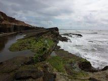 San Diego Tide Pools Stock Image