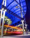 San Diego Trolley Station stockfoto