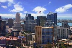 San Diego van de binnenstad Stock Foto's