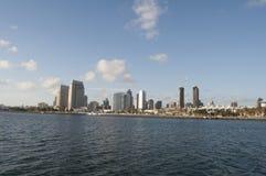 San Diego van de binnenstad Stock Afbeeldingen