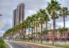 San Diego van de binnenstad, Californië Stock Foto's