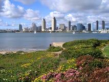 San Diego von Coronado Lizenzfreie Stockfotos