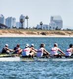 San Diego załoga klasyk Zdjęcia Stock