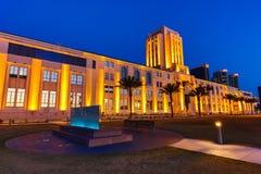 San Digo City Hall Royaltyfria Bilder