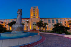 San Digo City Hall Royaltyfri Fotografi