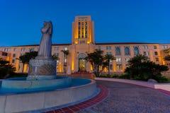 San Digo City Hall Royalty Free Stock Photography