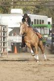 San Dimas Barrel Race Royalty Free Stock Photos