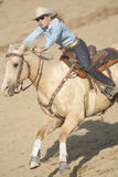 San Dimas Barrel Race Stock Images