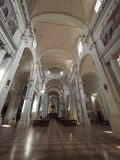 San Domenico church in Bologna Royalty Free Stock Images