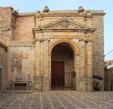San Domenico Church, Erice Stock Photography