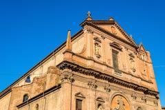 San Domenico church in Ferrara Royalty Free Stock Image