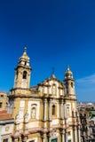 San Domenico Church in Palermo, Italy Royalty Free Stock Photography
