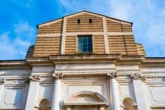 San Domenico church Stock Photos