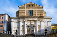 San Domenico church Stock Photos