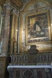 San Domenico kapell royaltyfria foton