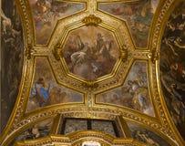 San Domenico Maggiore church, Naples Italy Royalty Free Stock Photos
