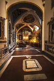 San Domenico Maggiore Royalty Free Stock Photos