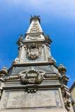 San Domenico Maggiore Royalty Free Stock Image