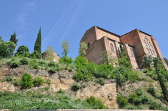 San Domenico in Siena Royalty Free Stock Image