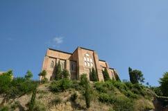 San Domenico (Siena) Royalty Free Stock Photos