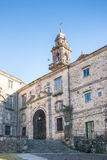 SAN Domingo de Bonaval Church Στοκ Φωτογραφίες