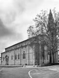 San Donato Cathedral Arezzo Italy Stock Photos