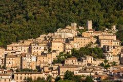 San Donato Val di Comino, Frosinone Stockbilder