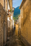 San Donato Val di Comino, Frosinone Lizenzfreie Stockfotografie