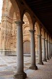 San Esteban Convent in Salamanca of Spain Stock Photo