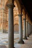 San Esteban Convent in Salamanca of Spain Stock Photography