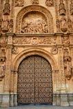 San Esteban Convent in Salamanca of Spain Stock Photos