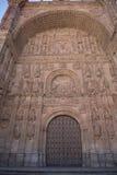 San Esteban convent, Salamanca, Spain Royalty Free Stock Images