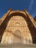 San Esteban's convent, Salamanca, Spain Royalty Free Stock Photography