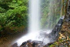 San Estevo gör den Ermo vattenfallet Royaltyfri Foto
