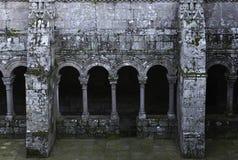 San Estevo Monastery, Ourense Royalty Free Stock Photography