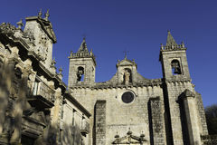San Estevo Monastery, Ourense Royalty Free Stock Photo