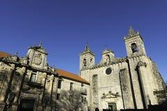 San Estevo Monastery, Ourense Stock Photography