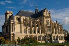 San Eustache, Parigi fotografie stock