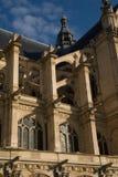 San Eustache, Parigi fotografia stock libera da diritti