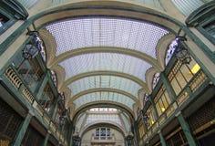San Federico Gallery, Turin (Italien) Royaltyfria Foton